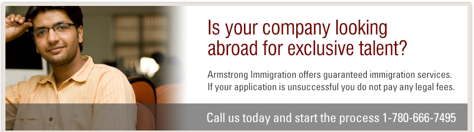 Canadian Entrepreneur Immigration Program