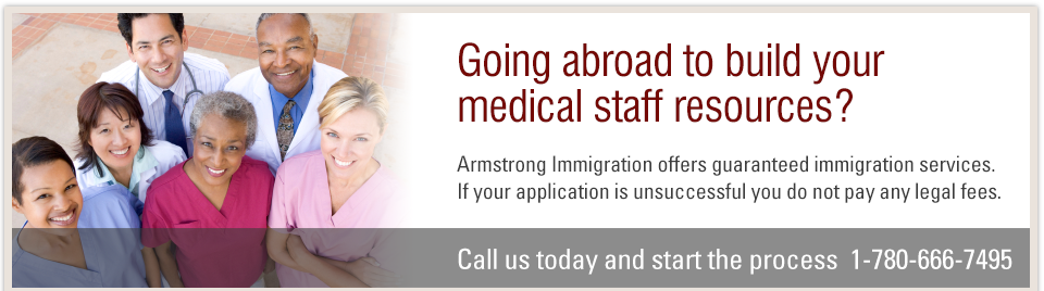 Contact Armstrong Immigration Today