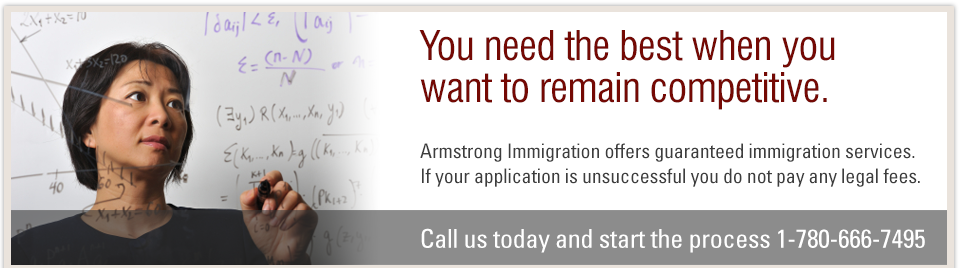 Immigration lawyers in Edmonton